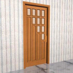 3d door