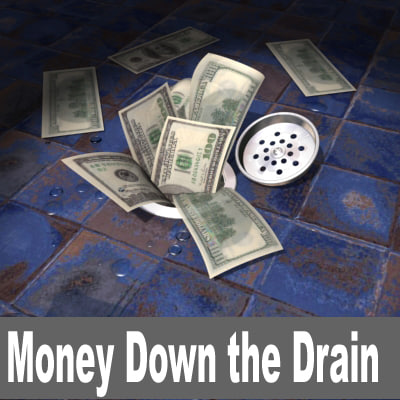 money drain 3d 3ds
