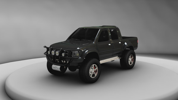 Free Toyota 3D Models for Download | TurboSquid