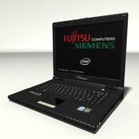 maya laptop fujitsu siemens