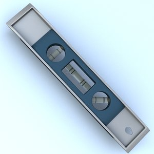 3d torpedo level model