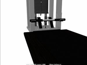 3d machine gyms