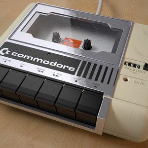 ma commodore tape drive 64