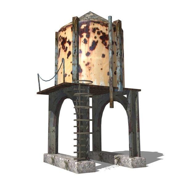 3ds max reservoir materials x
