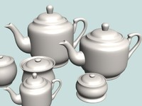 tea pot max