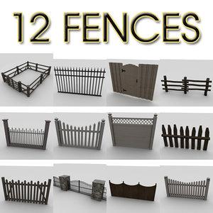 lwo fences