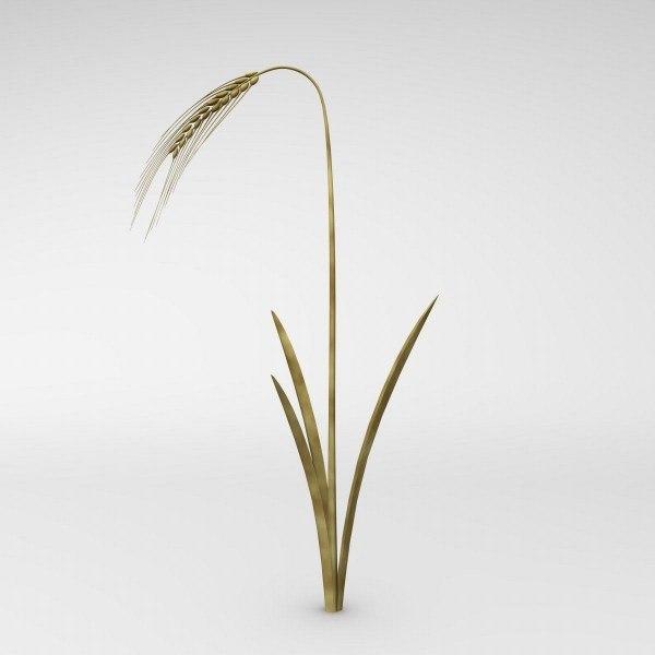 3ds max barley