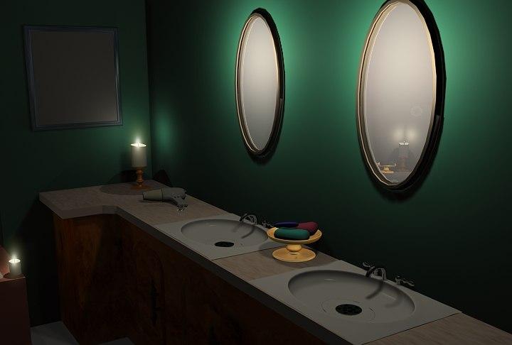 maya bathroom sink tub