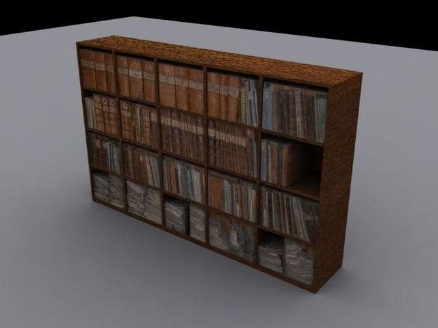 max bookshelf bookwall