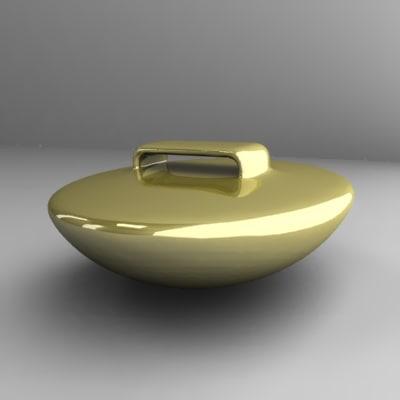 button 3d 3ds