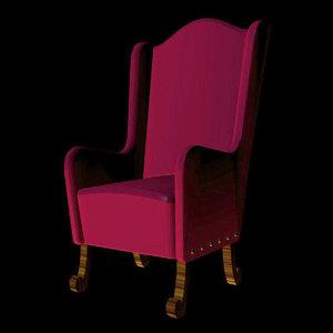 pz3 antique chair pzchair wg