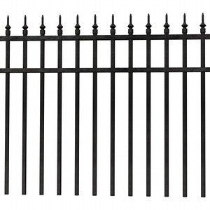 3d fence model