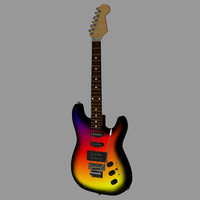 stratocaster electric guitar 1 pz3