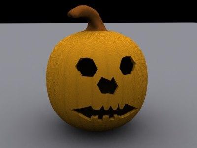 halloween pumpkin max