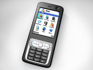 nokia n73 3d model