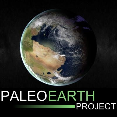 earth early 3d model