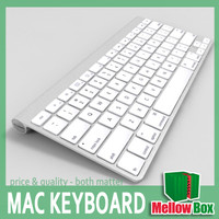 3ds midpoly mac wireless keyboard