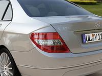 3d model mercedes c class elegance