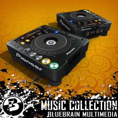 dj gear 3d 3ds