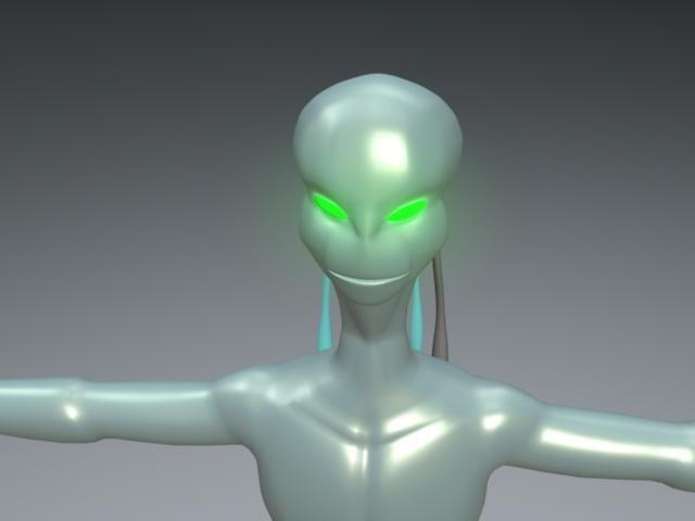 3d ed alien myalien