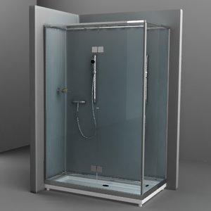 shower obj