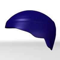helmet ski 3d 3ds