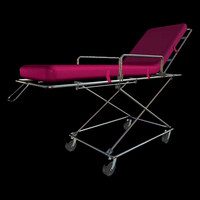 pz3 medical stretcher bed pzstretchr