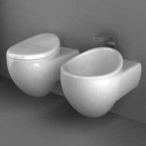 bathroom basin 3d model