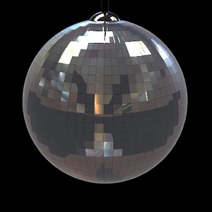 max disco ball