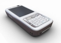 nokia n73 mobile 3d max
