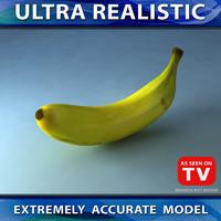 3ds max banana