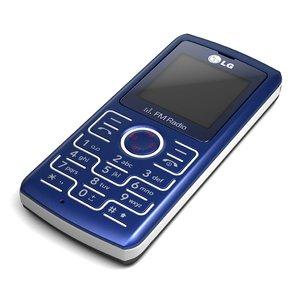 lg kg288 cell phone 3d model