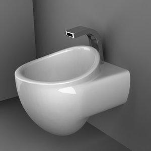 bathroom tap 3ds
