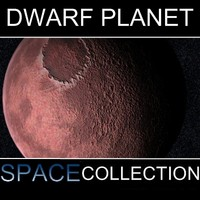 3ds max dwarf planet 2005 f9