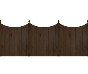 fence obj