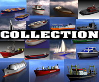 Ships Boats Collection