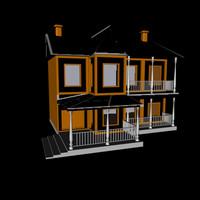 house c4d free
