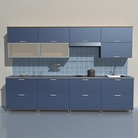 3d max kitchens cupboards
