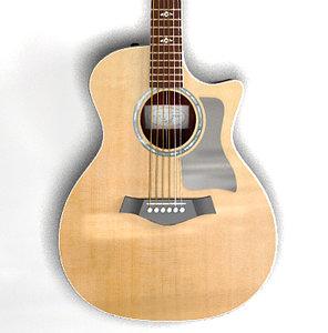 taylor 814ce 914ce guitar lwo