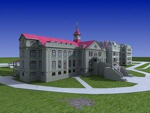 building school max