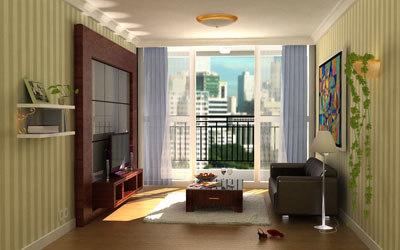 max scene apartment