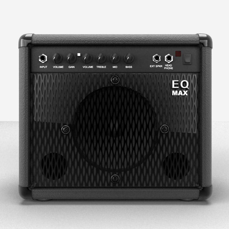 guitar amplifier max