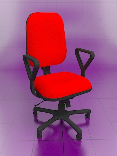 3d model office operationist