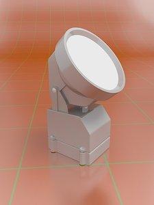 max lamp searchlight