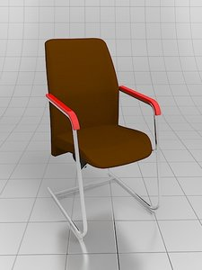 3ds max extra chair client