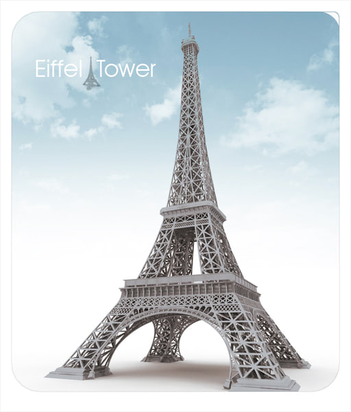 eiffel tower max