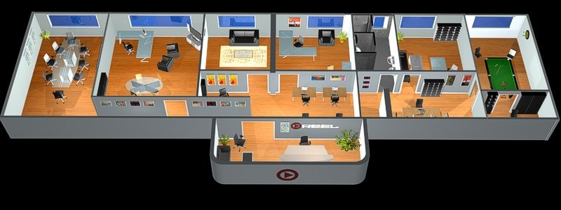 maya office business
