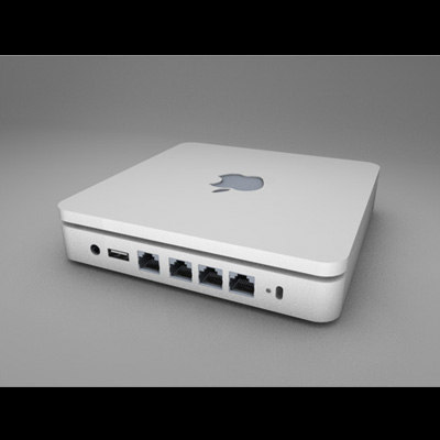 apple airport extreme 3ds