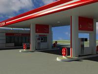gas station v2 max