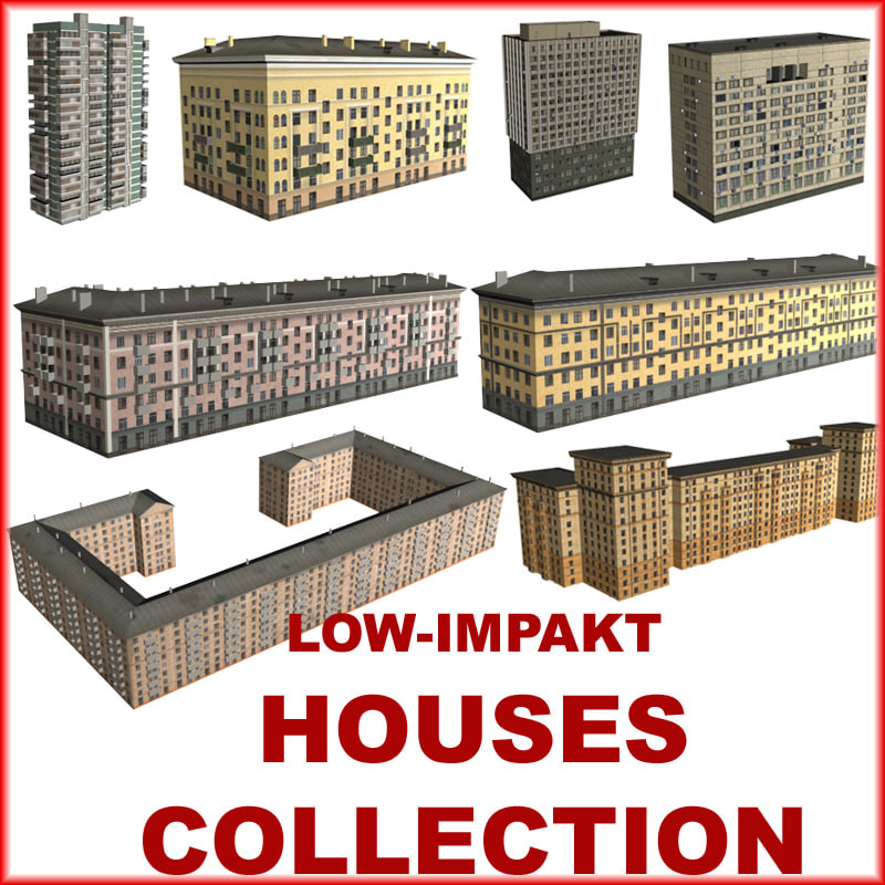 3d max low-impact building games